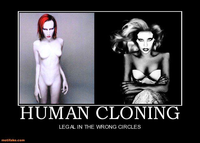 Human-cloning-marilyn-manson-lady-gaga-clones-demotivational-posters-1325271611